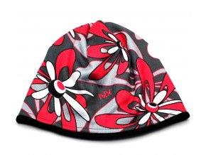 Čepice zimní RDX funkční 3478 Květy 03