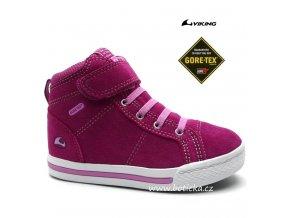 VIKING obuv 3-83071 Falcon fuchsia