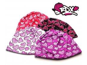 RDX čepice funkční F292 Srdce