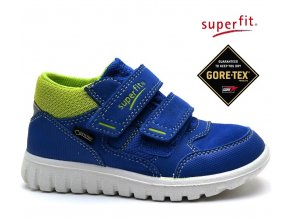 SUPERFIT obuv 2-00193-85 bluet kombi