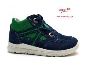 Dětské boty SUPERFIT 2-00322-88 water kombi