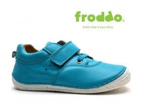 FRODDO obuv G2130133-5 tyrkys