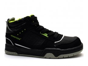 D.T.NewYork sálová obuv černá