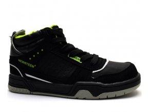 New8teen obuv 334090 černozelené