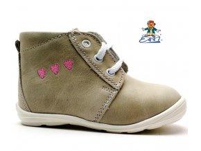 Dětské boty ESSI SÁZAVAN S 1809 béžové