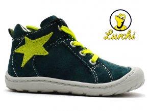 Dětské boty LURCHI 33-14543-22 modré - Botička e813c968ec