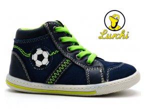 Dětské boty LURCHI 33-14625-42 modrá