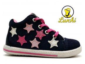 Dětské boty LURCHI 33-14543-22 modré