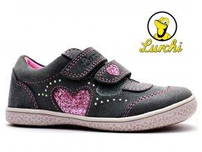 Dětské boty LURCHI 33-15269-25 šedé