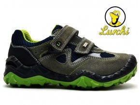 Dětské boty LURCHI 33-18233-25 širší střih