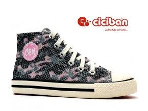 Dětské boty CICIBAN 284788 Canvas Pink