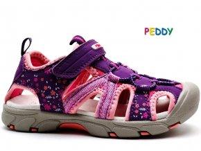 Sandále PEDDY PO5123505 růžové