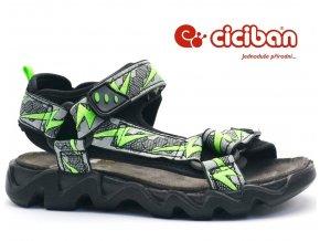 Sandále CICIBAN 288315 GREY