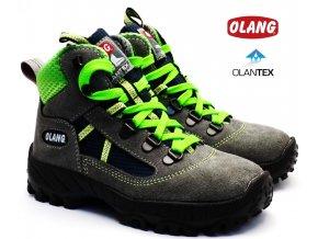 Treková obuv OLANG Cortina 831 šedé