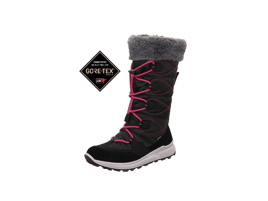 17dd430717f Botička - dětská obuv Superfit