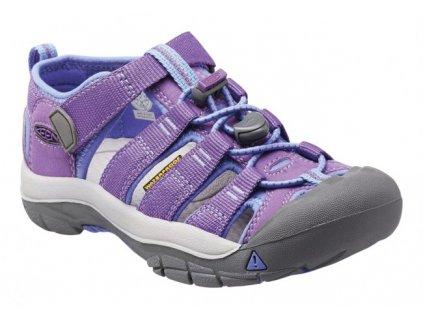KEEN Newport H2 purple heart periwinkle