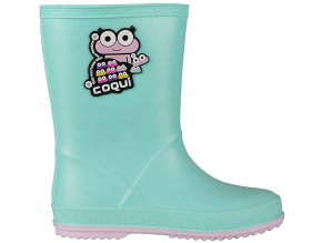 coqui 8505 rainy mint candy pink