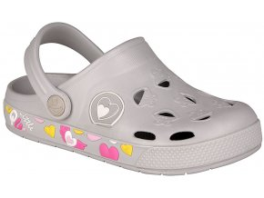 coqui 8802 froggy khaki grey hearts 001