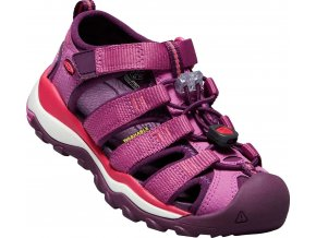 red violet keen