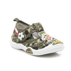 Dětské domácí boty