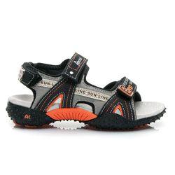 Dětské sandálky a nazouváky