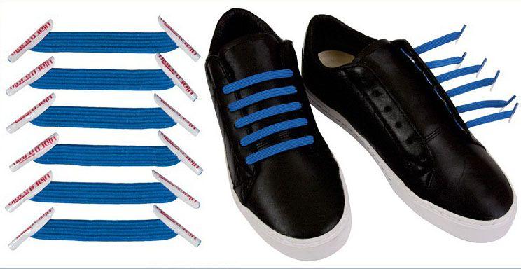 Elastické tkaničky do bot