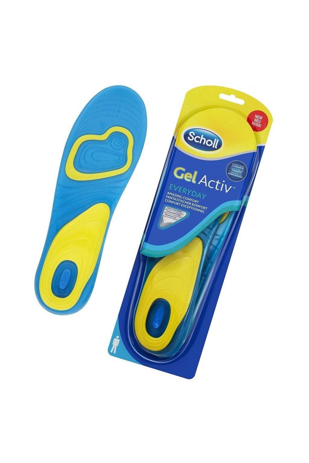 Dámské gelové vložky do bot GelActiv Everyday