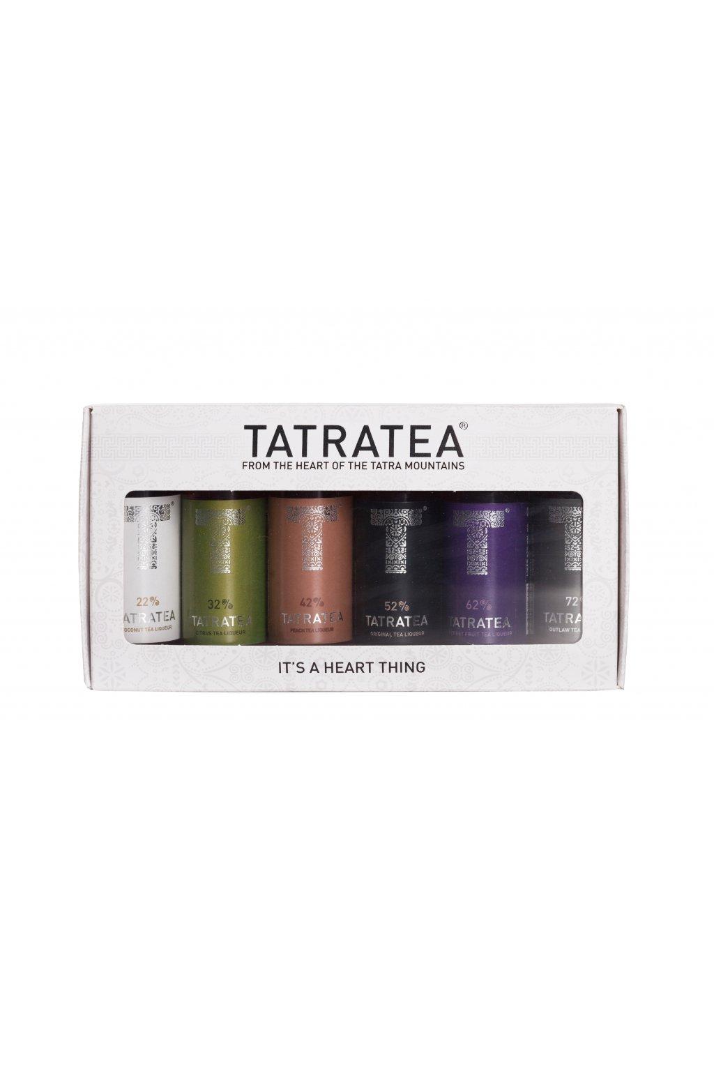 Tatratea mini set 22 72%