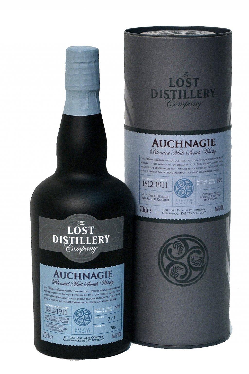 Lost Distillery Auchenagie