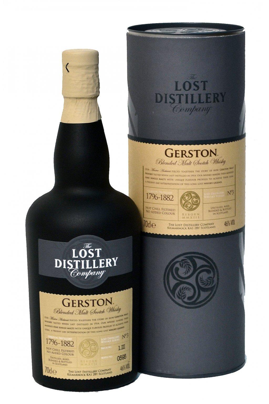 The Lost Distillery Gerston