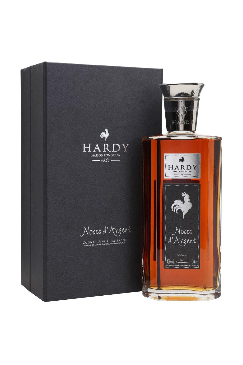 Hardy Noces d'Argent