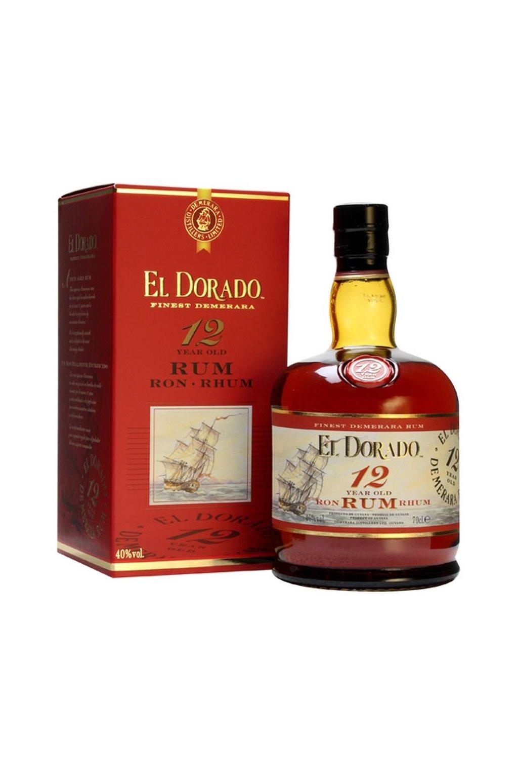 El Dorado 12yo