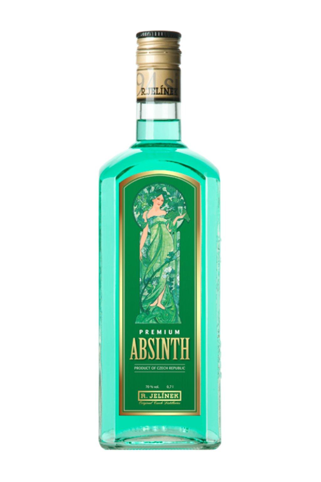 Absinth JElinek