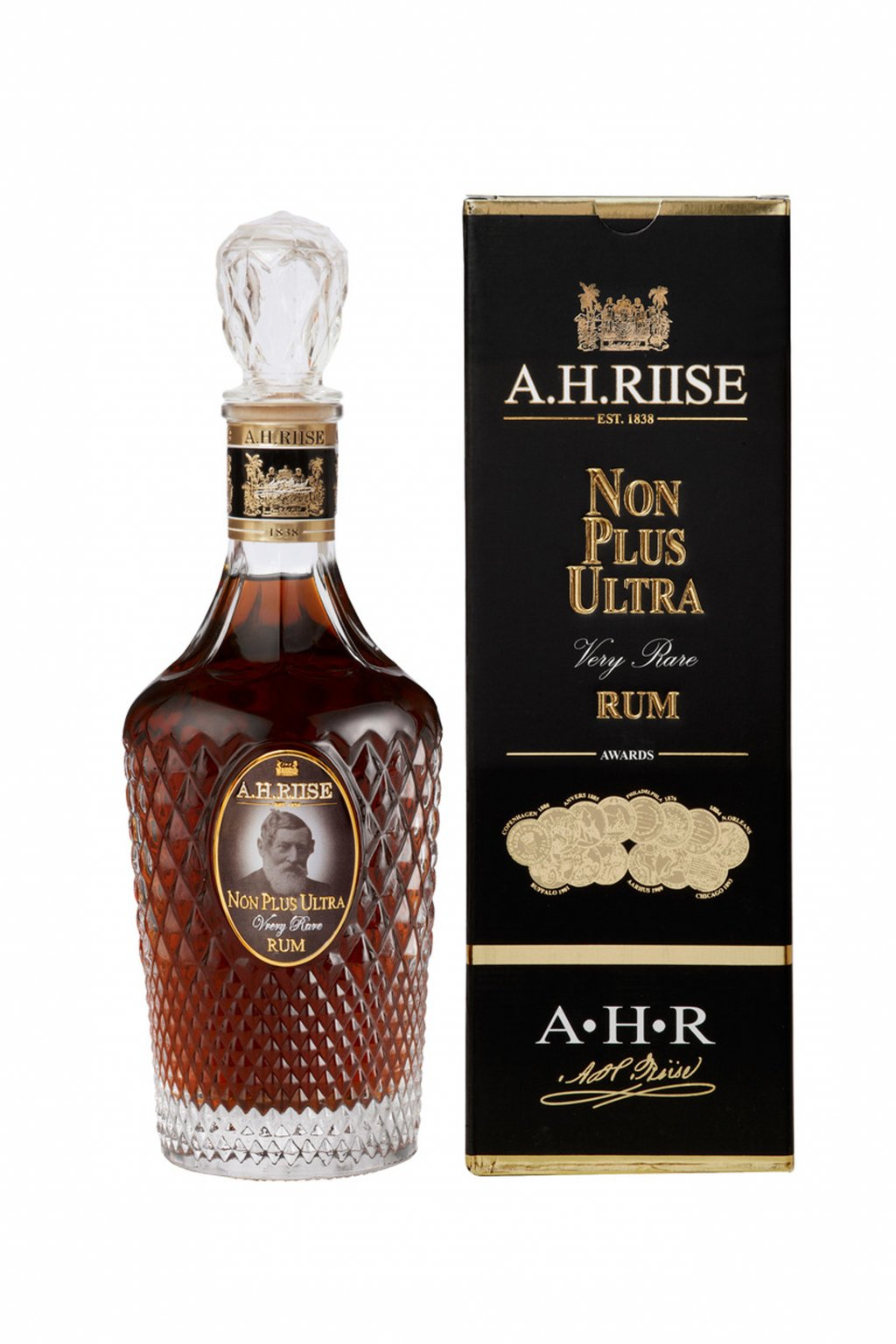 A.H. Riise non plus extra