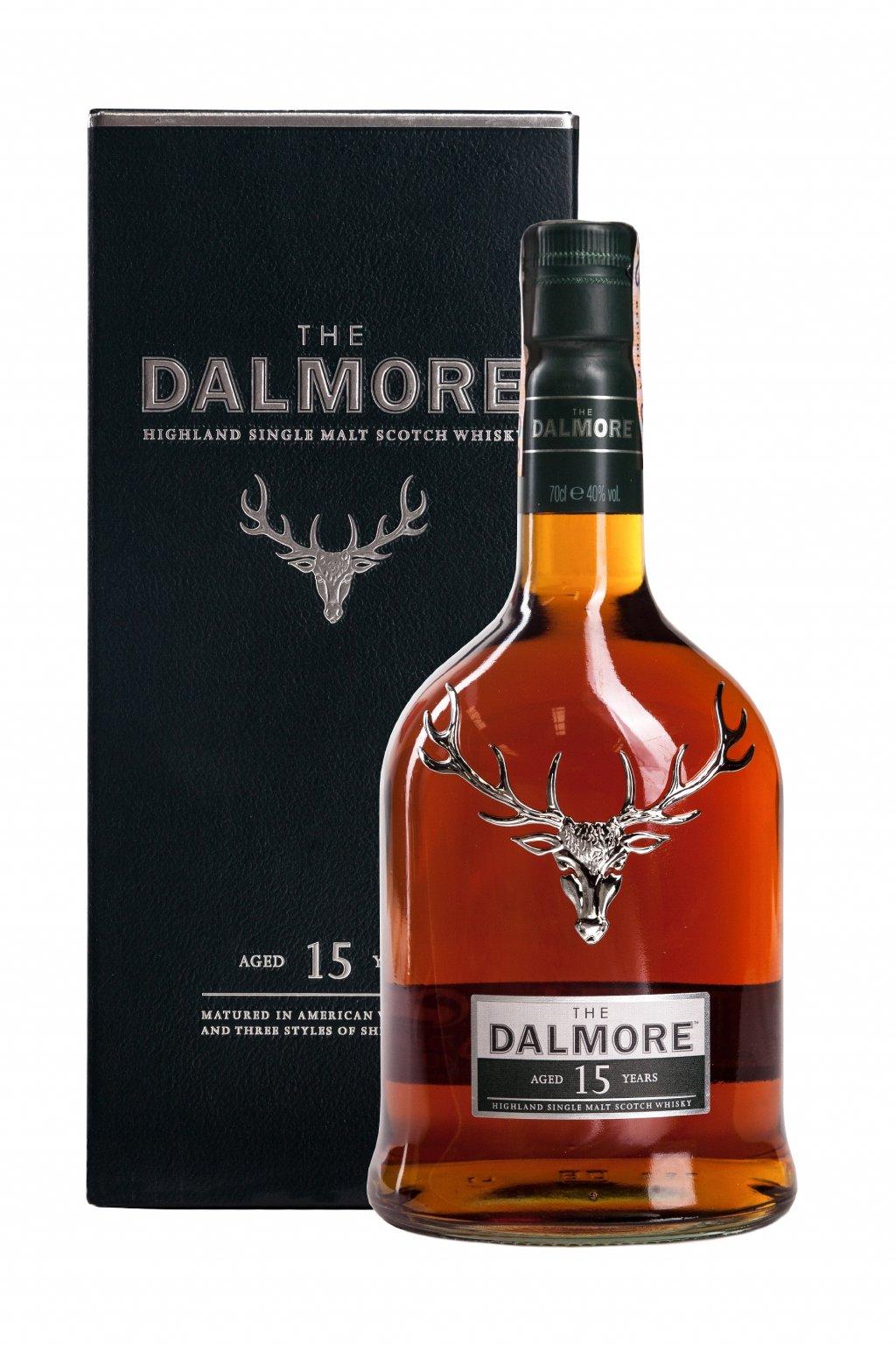 Dalmore 15 roc