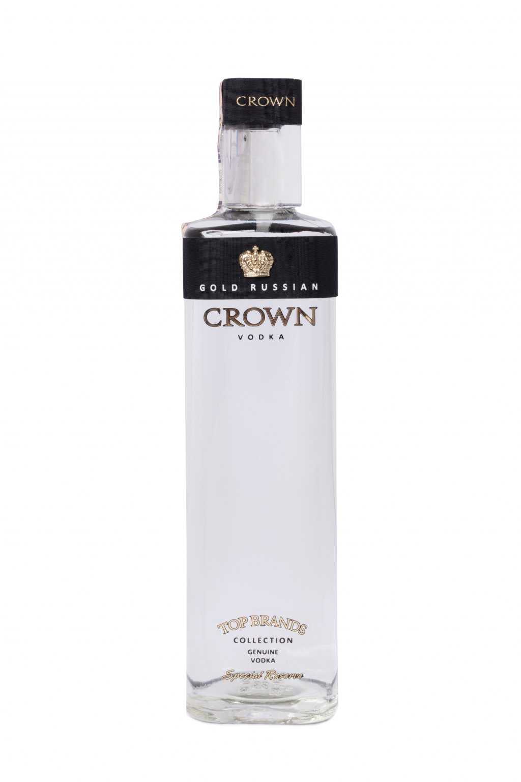 GOLD RUSSIAN CROWN VODKA 0.70L 40%