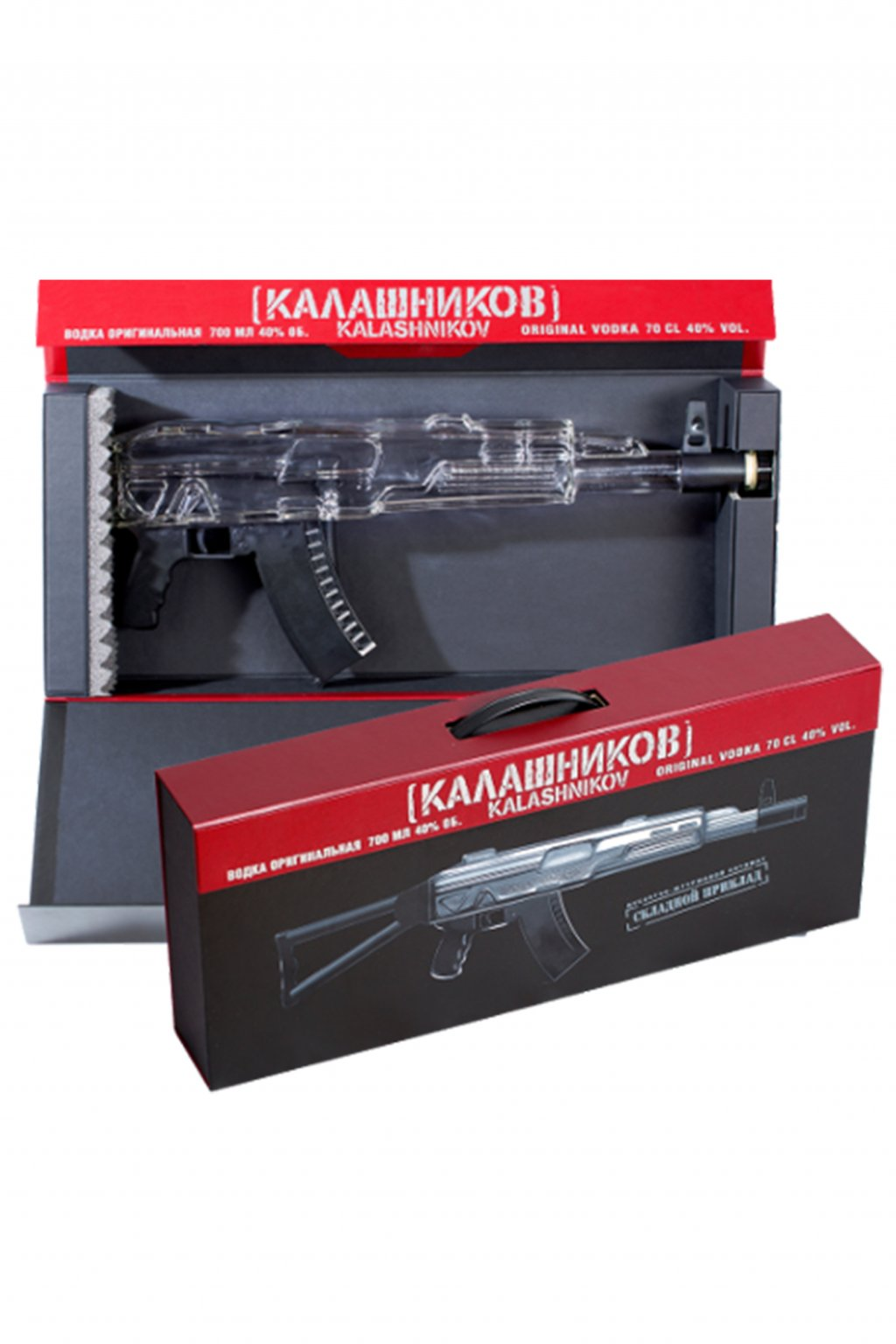 Kalashnikov Machine Gun box