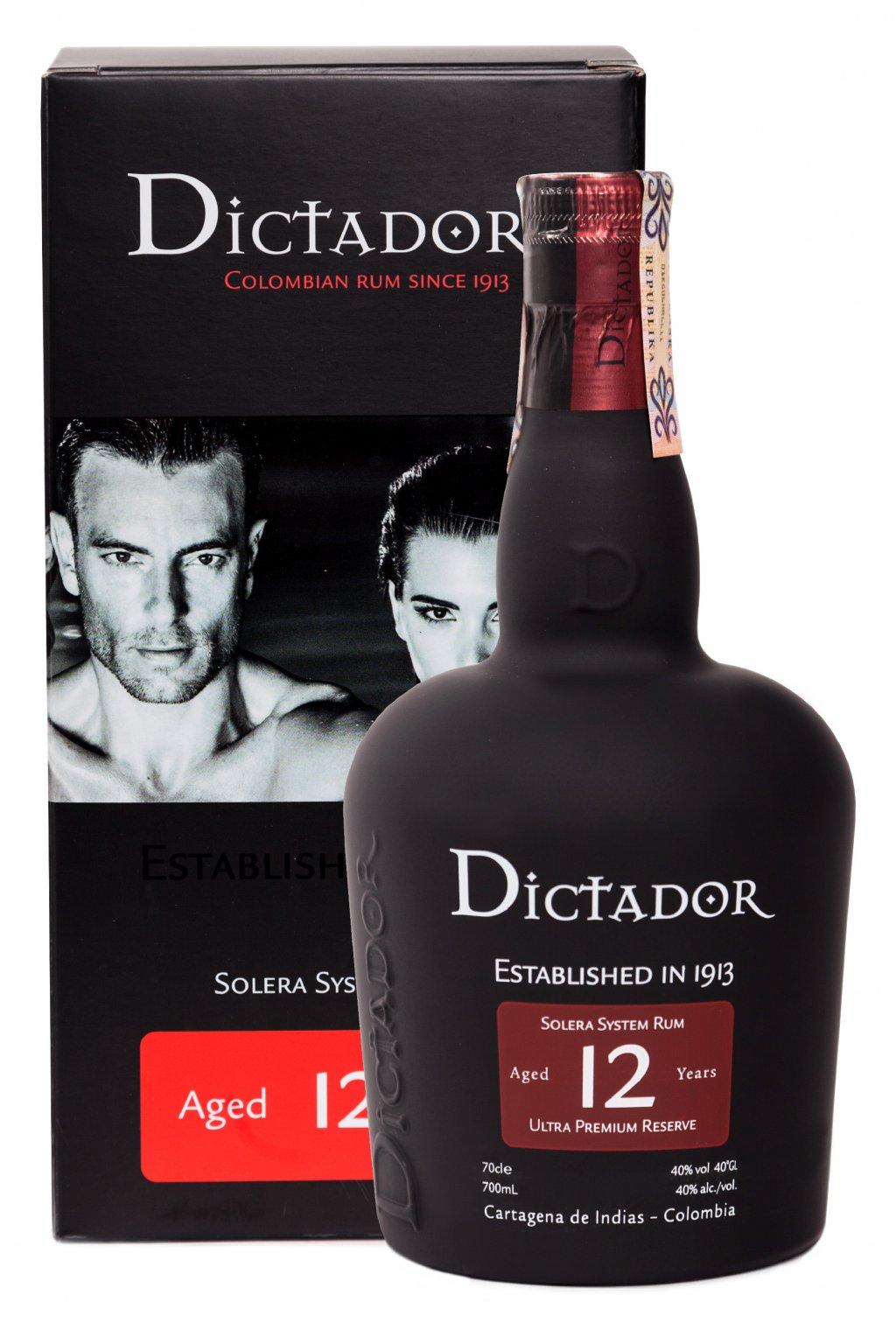 Dictador 12 roc
