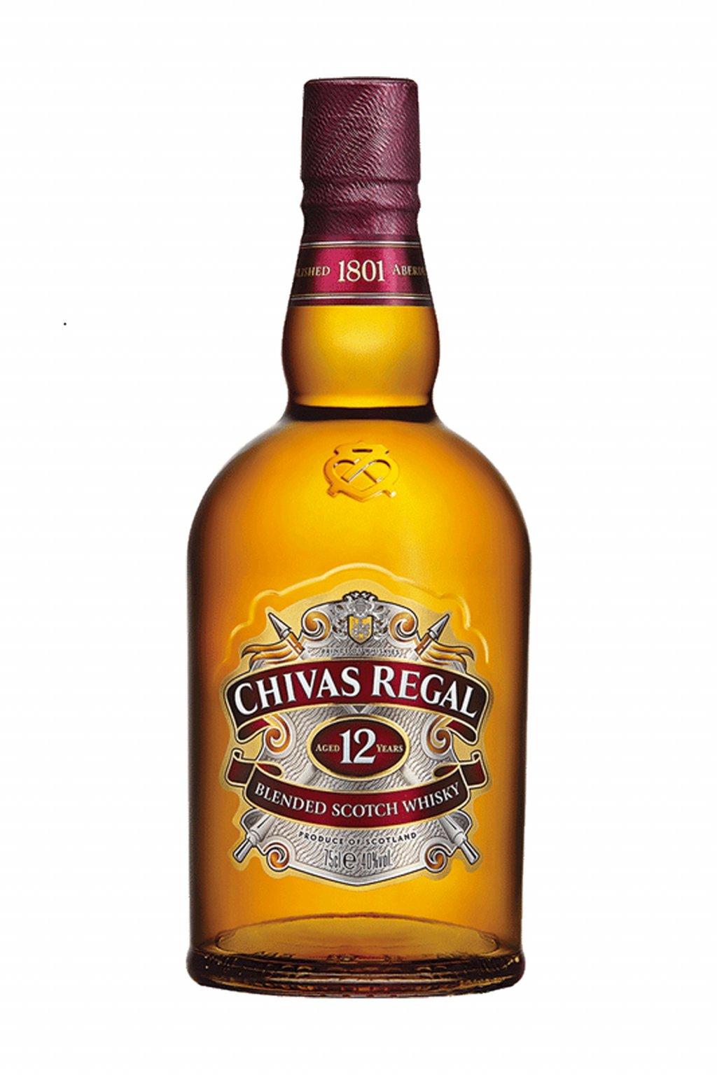 Chivas 12 bez krabice