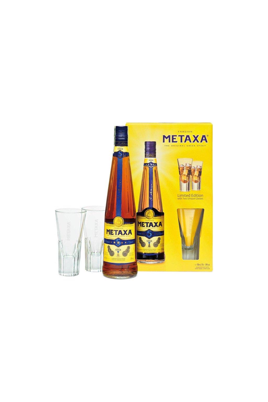 metaxa 5 poh