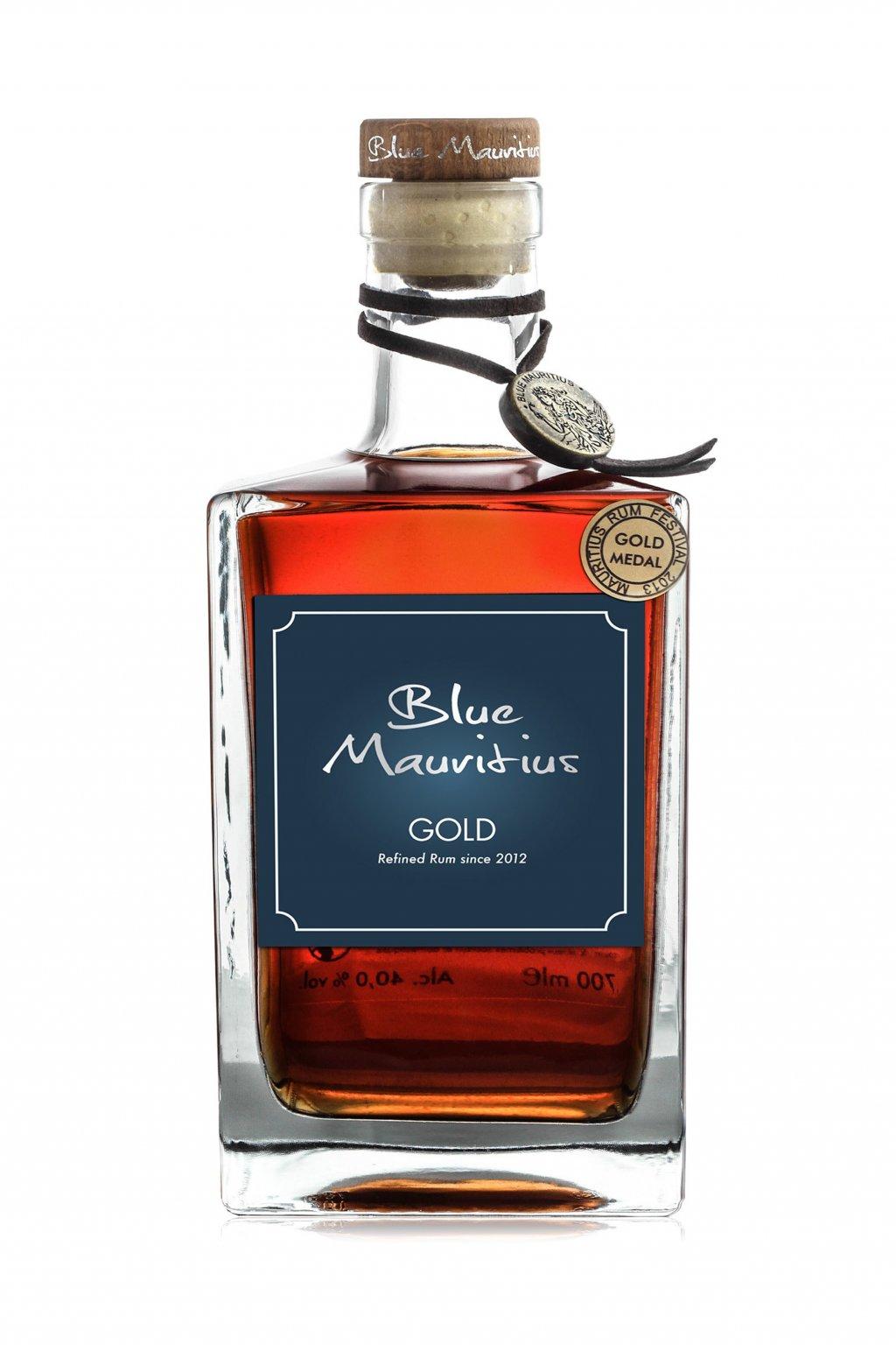 Blue Mauritius Gold