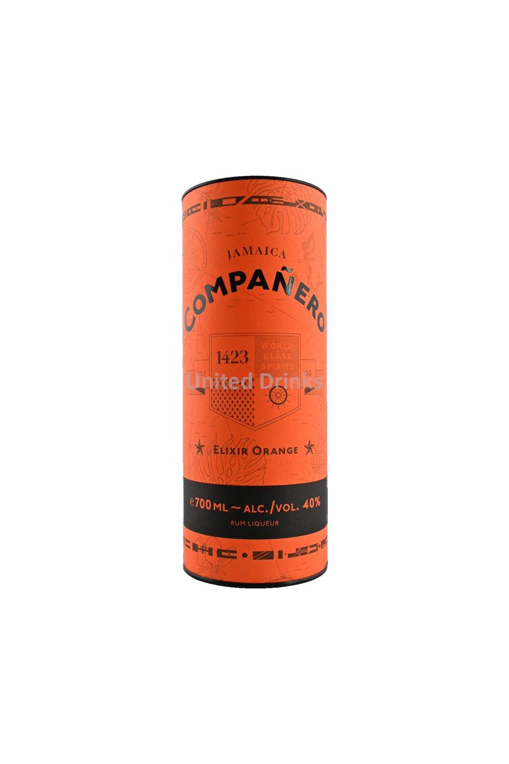 Ron Companero Elixir Orange GB