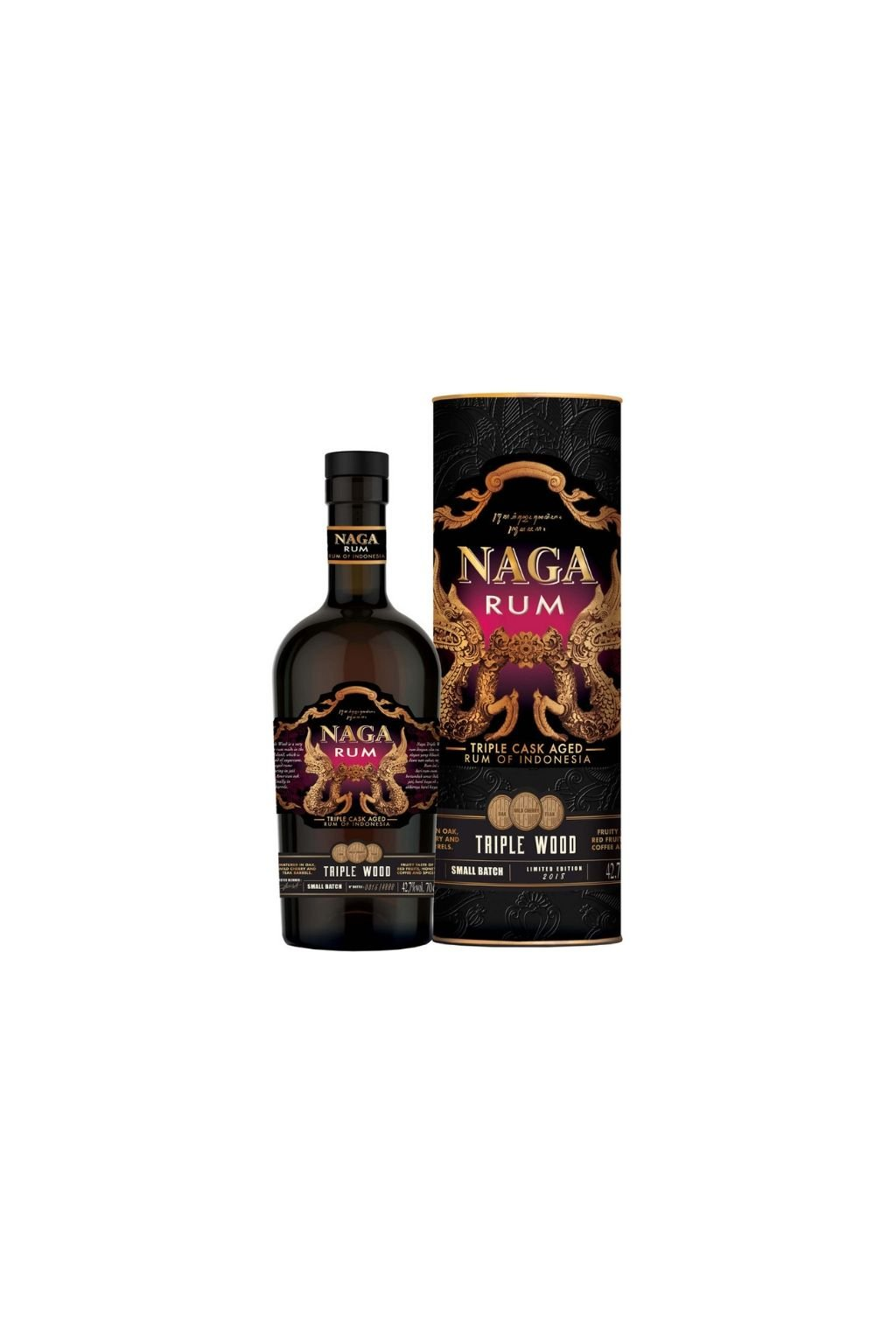 Naga Triple Wood