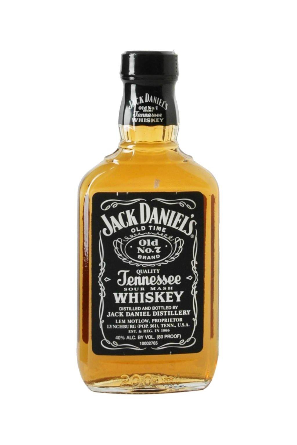 jack daniels 0,2
