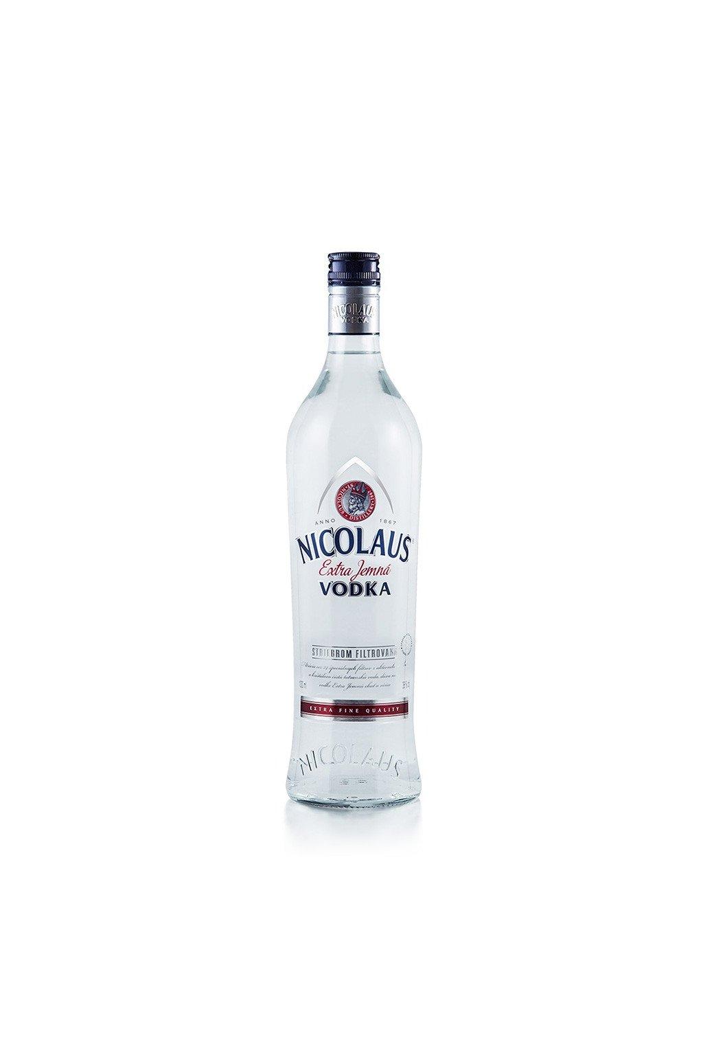 nicolaus vodka extra jemna 1l 38