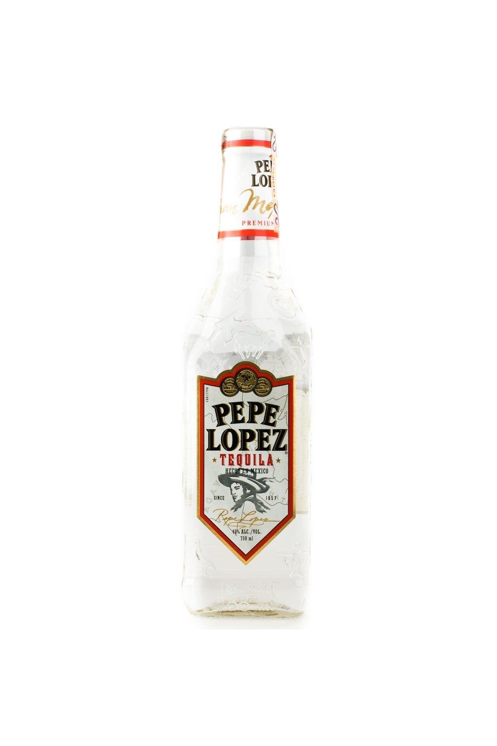 pepe lopez silver 07l 40