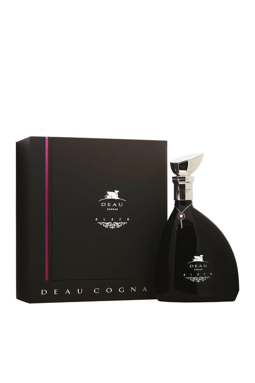 deau black cognac