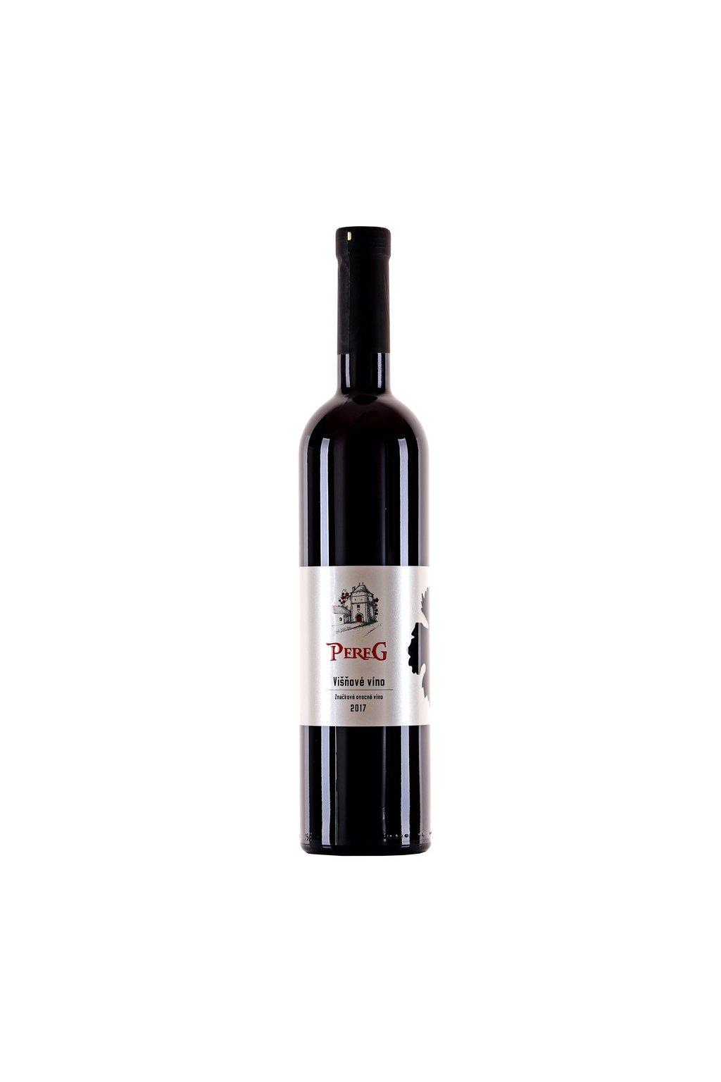 pereg višňové víno
