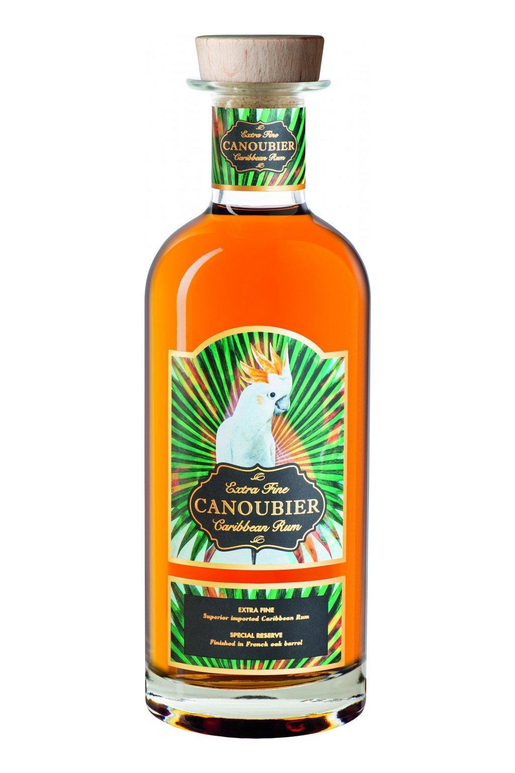 rum canoubier