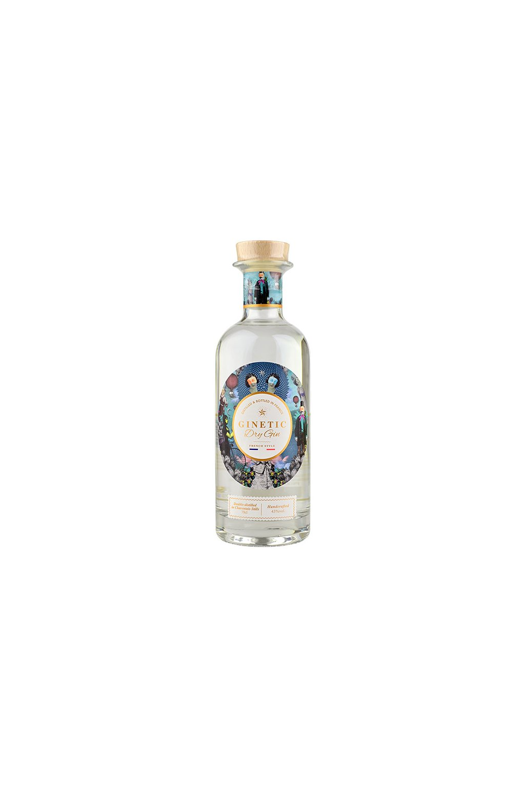 ginetic gin dry french style